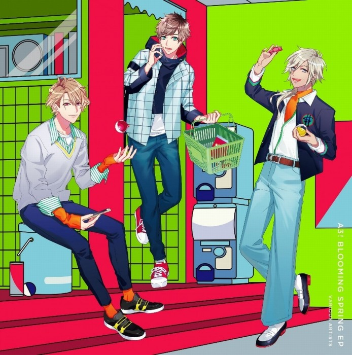 「A3! Blooming SPRING EP」