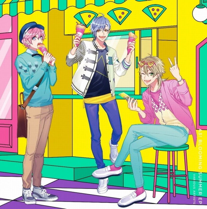 「A3! Blooming SUMMER EP」