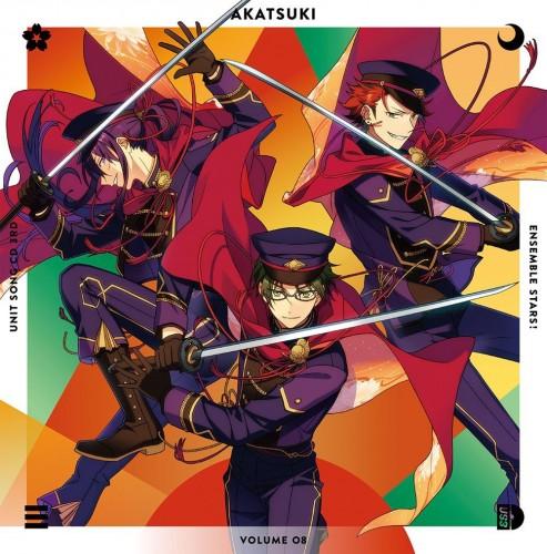 あんさんぶるスターズ! ユニットソングCD 3rdシリーズ Vol.8「紅月」